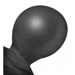 Máscara de látex inflável